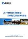 2014年12月文化行业热点监测报告